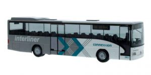 Bus Mercedes-Benz Interliner Den-Haag Connection - Siku 1:55