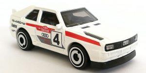 84 Audi Sport Quatro - Hot Wheels 1:64
