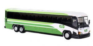 Van Hool MCI D4505 Motorcoach Go Transit - IR 1:87