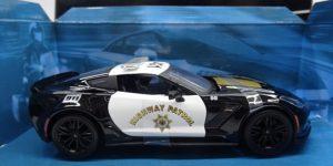 2015 Corvette Z06 - Maisto 1:24