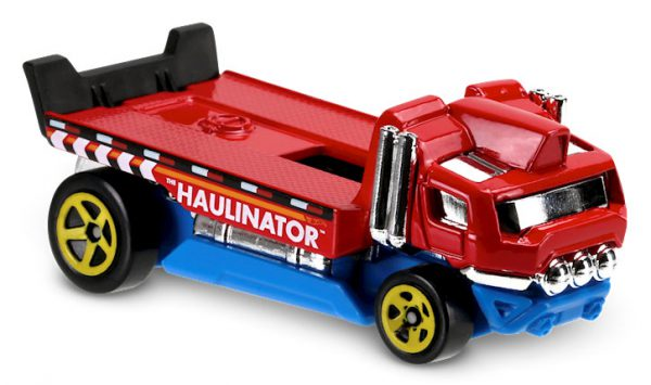 The Haulinator (Rood) - Hot Wheels 1:64