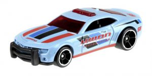 10 Camaro 55 - Hot Wheels 1:64