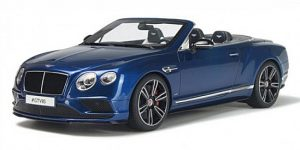 Bentley Continental GTC V8 S Cabriolet - GT Spirit 1:18