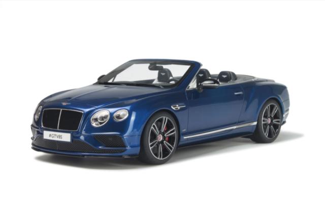 GT Spirit Bentley
