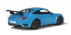 Porsche 911 RUF RTR Turbo Rennsport Blue - GT Spirit 1:18