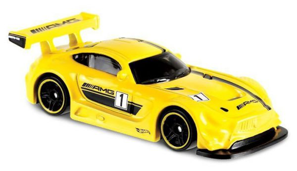 16 Mercedes AMG GT3 - Hot Wheels 1:64