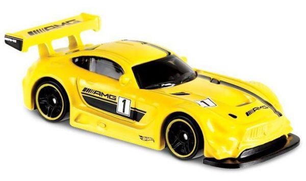 16 Mercedes-AMG GT3 - Hot Wheels 1:64