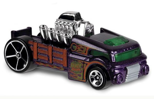 Crate Racer - Hot Wheels 1:64