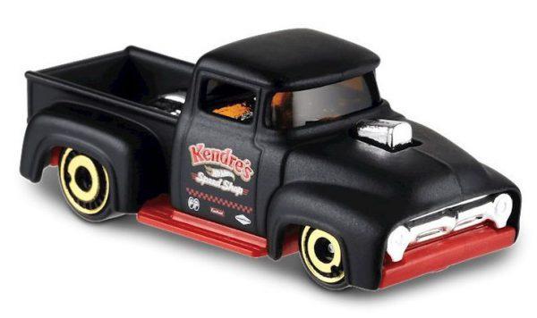 Custom 56 Ford Truck - Hot Wheels 1:64