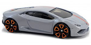 Lamborghini Hurican - Hot Wheels 1:64