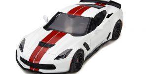 Chevrolet Corvette C7 Z06 - GT Spirit 1:18