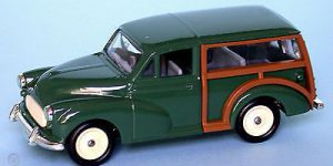 Days Gone 1960 Morris Minor Traveller - Lledo 1:43