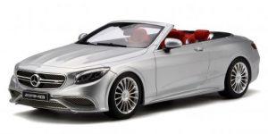 Mercedes AMG S65 Convertible Cabrio - GT Spirit 1:18