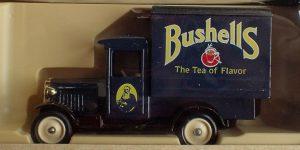 Days Gone 1928 Box Van Bushells Tea - Lledo 1:43