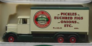 Days Gone 1937 Scammell 6 Wheeler Heinz Pickles 1:43