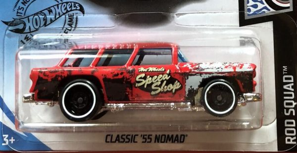 Classic 55 Nomad - Hot Wheels 1:64