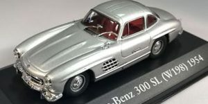 Mercedes-Benz 300 SL (W198) 1954 - Atlas 1:43