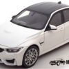BMW M3 Wit - BMW Collection 1:18