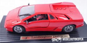 Lamborghini Diablo 1990 - Maisto 1/18