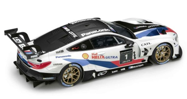 BMW M8 GTE - BMW Collection 1:18