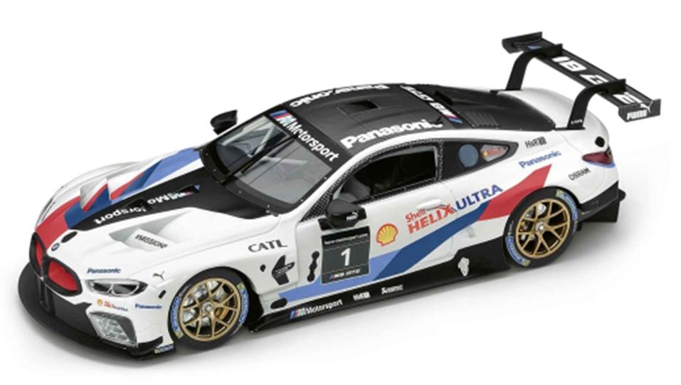 BMW M8 GTE - BMW Collection 1:18
