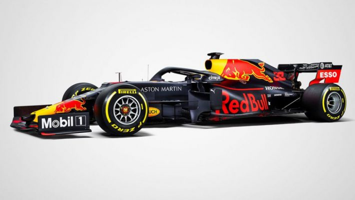 Red bull Aston Martin Racewagen Max Verstappen