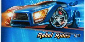 Hotwheels 2005 077 rebel rides 2/5