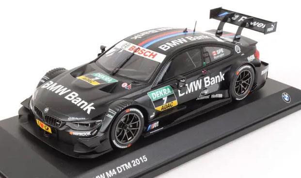 BMW M4 DTM 2016 - BMW Collection 1:18