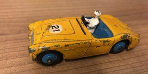 Dinky Toys 109 Austin Healey