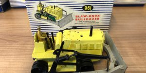 Dinky Supertoys 961 Blaw Knox Bulldozer