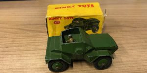 Dinky Toys 673 scout car
