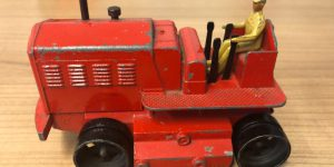 Dinky Supertoys 563 Blaw Knox Heavy Tractor