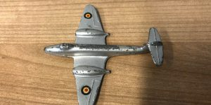 Dinky Toys 70e Gloster Meteor