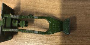 Dinky Toys 686 25 Pounder Field Gun