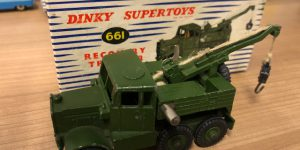 Dinky Supertoys 661 Recovery Tractor