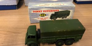 Dinky Supertoys 622 10-Ton Army Truck