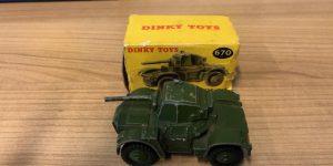 Dinky Toys 670 armoured car