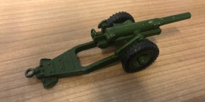 Dinky Toys 693 Howitzer 7.2