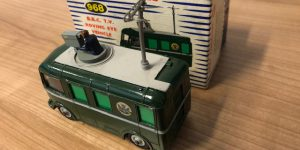 Dinky Supertoys 968 BBC TV Roving Eye Vehicle
