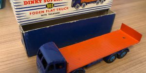 903 Foden flat truck dinky toys