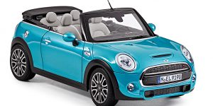 Mini Cooper S Cabrio - Mini Cooper Collection 1:18
