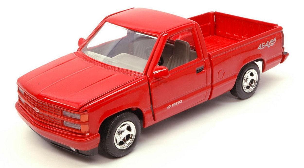 Chevrolet 454 SS Pickup 1992 - Motor Max 1:24