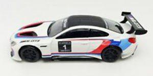 BMW M6 GT3 - BMW Collection 1:64