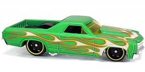 '71 El Camino - Hot Wheels 1:64