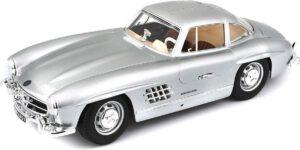 Mercedes Benz 300 SL (1954) - Bburago 1:18