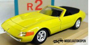 Ferrari 365 GTS/4 Daytona Spider - Rio 1:43