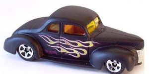 '40 Ford Coupe - Hot Wheels 1:64