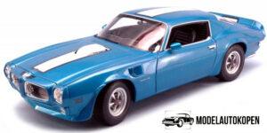 1972 Pontiac Firebird Trans AM - Welly 1:24