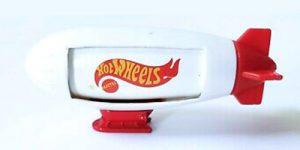 Blimp #142 Zeppelin - Hot Wheels 1:64