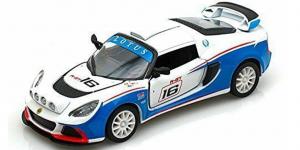 2012 Lotus Exige R-GT - Kinsmart 1:36